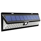 [54 LED] Mpow Lampe solaire extérieure étanche IP65 1188 lumens Luminaire exterieur/ Spot exterieur 120 ° Grand Angle reglable avec ...