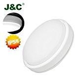 AETHLUX® 8W LED Ronde Plafonniers IP54 Eclairage de salle de bain Résistant à l'humidité Eclairage de plafond d'économie d'énergie Résistant ...