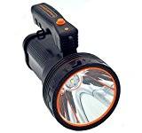 Ambertech Rechargeable 10000 Lumens Super Bright LED Spot Lampe Torche Lanterne Avec Lumière Sharp