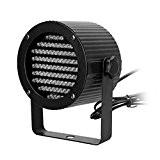Amzdeal® 86 LEDs Lampes de la scène Ampoule de scène Lumière soirée multicolore Projecteur à effet PAR à LED pour ...