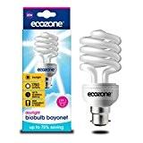 Biobulb Ampoule Basse Consommation, Baionnette B22 - économie: 25W Equivalant à une Ampoule Incandescente 100w - 1750 Lm - Blanc ...