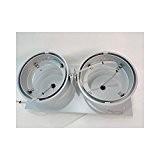 Delta Light Design, Industriel, Moderne Delta Light Grid In ZB 2 QR aluminium, Aluminium, Rond, Rectangulaire / Compatible pour LED ...