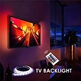 dulexon Bias Éclairage pour HDTV, LED bande de lumière/USB TV Kit de rétroéclairage LED pour home cinéma, Meuble, écran PC, ...