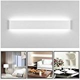 ELINKUME 14W Lampe Applique Murale LED LED Mural 70 SMD 2835 LED Super Lumineux 1540LM Lampe Lumière Blanc 6000k Pour ...