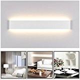 ELINKUME Lampe Pour Tableau Miroir 14W LED Lampe 70 SMD2835 Lumière Blanc Chaud 1540LM Pour Salle de Bain Miroir