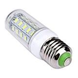 FEITONG 110V E27 36 LEDS 12W LED Maïs Ampoule Lampe Ultra Lumineux avec Couvercle
