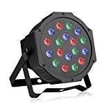 Generic DMX-512-18LED DMX-512 18 Lumières de scène de LED RGB