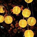 Innoo Tech Guirlande Lumineuses à Piles, 4M 20 LED lanterne chinoise, Luminaires intérieur ( Blanc Chaud )