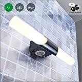 LED Applique Murale pour Salle de Bain/2Lumières/lampe murale/lampe murale/projecteur mural/plafond Lampe murale/plafond Lampe murale/plafond projecteur mural/Lampe Miroir de projecteur/lampe miroir/