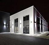 Licht24 GP-235 Applique murale d'extérieur avec 2 LED Protection IP54