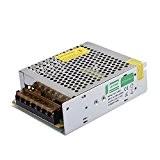 Liqoo 10A 120W Transformateur LED Transfo DC 12V Driver Alimentation AC 110V - 260V à DC 12V Convertisseur Pour Ampoule ...