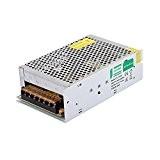 Liqoo 12.5A 150W Transformateur LED Transfo DC 12V Driver Alimentation AC 110V - 260V à DC 12V Convertisseur Pour Ampoule ...
