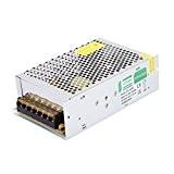 Liqoo 16.7A 200W Transformateur LED Transfo DC 12V Driver Alimentation AC 110V - 260V à DC 12V Convertisseur Pour Ampoule ...