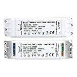 Liqoo® 5A 60W Transformateur LED Transfo DC 12V Driver Alimentation AC 110V - 240V à DC 12V Convertisseur Pour Ampoule ...