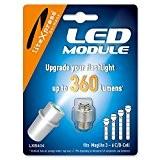 LiteXpress LXB404 Module à LED 300 lm pour lampe de poche Maglite à 4-6 piles C/D