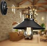 Métal Plafonniers Retro Lustres Lampe Edison Culot E27 Vintage Murale Applique Réglable Luminaires Plafonnier Suspension Industrielle Chambre Applique