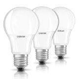 OSRAM ampoule LED E27 BASE Classic A / 9 W - Equivalence incandescence 60 W, ampoule LED forme classique / ...