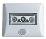 OSRAM Eclairage LED avec détecteur de mouvement Nightlux Eclairage de nuit LED / capteur de luminosité / pivotant fonctionnement à ...