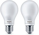 Philips Lot de 2 ampoules LED Classic 40W E27 230V