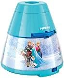Philips Veilleuse Projecteur Reine des Neiges Disney Lampe enfant