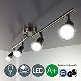 Plafonnier LED/Lampe LED / lampe spot/LED /Lampe de Salon LED /Plafonnier de salon LED / [Classe énergétique A+]
