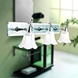 TYDXSD Salle de bain miroir lumières LED miroir continentale moderne simple lampe lampe salle de bain miroir cosmétique armoire murale ...