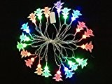 xinban modélisation Ficelle lumière lumières Chaînes Sapin de Noël 20LED Guirlande Lumineuse Guirlande lumineuse fête 4m avec AC 220V pour ...
