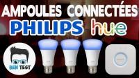 AMPOULES CONNECTÉES PHILIPS HUE V3