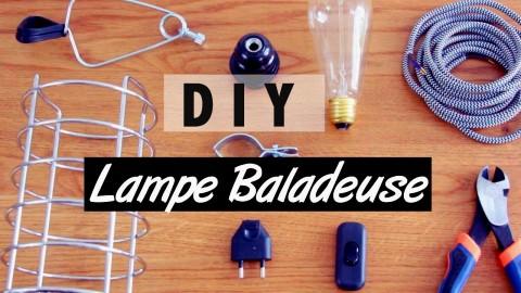 DIY | Fabriquer une lampe de chevet