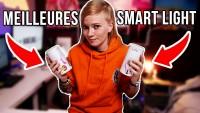 JE TESTE LES MEILLEURES AMPOULES CONNECTEES ?! - LIFX