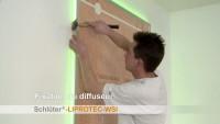 Comment installer un miroir mural avec éclairage à LED ?