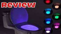 Lumière de Toilette LED Avec Sensor de Couleur