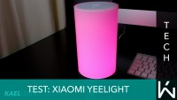 TEST DE LA LAMPE CONNECTEE XIAOMI YEELIGHT